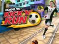 Pelit Cristiano Ronaldo Kick`n`Run