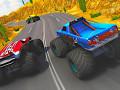 Pelit Monster Truck Extreme Racing