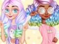Pelit Princesses Kawaii Looks and Manicure