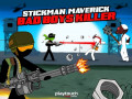 Pelit Stickman Maverick: Bad Boys Killer