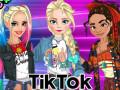 Pelit Tik Tok Princess