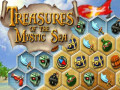 Pelit Treasures of the Mystic Sea
